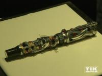 """Ein Montegrappa-Füller, der von Sylvester Stallone designt wurde und in """"The Expendables 2"""" zu sehen war"""