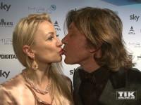 Joelina Drews und ihr Freund Marc Aurel Zeeb