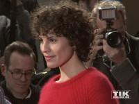 Jasmin Gerat auf Karl Lagerfelds Choupette-Vernisage