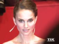 """Strahlend schön wie immer: Natalie Portman bei der Berlin-Premiere von """"Knight of Cups""""."""