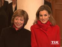 König Felipe und Königin Letizia auf Staatsbesuch in Berlin