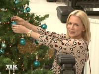 Tamara Gräfin Nayhauß schmückt beim Charity Ladies Lunch 2015 in Berlin den Weihnachtsbaum