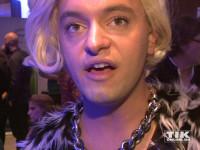 """Julian """"Marilyn"""" Stoeckel auf der Lausbuben-Party"""