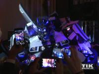 Transformers bei der Lausbuben Party 2016