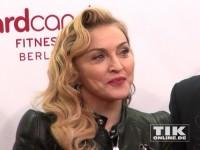 """Madonna eröffnet ihr """"Hard Candy""""-Fitness-Studio in Berlin"""