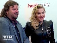 Madonna und Jürgen Jopp