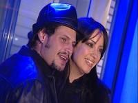 Manuel Cortez mit Freundin Miyabi Kawai