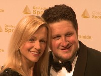 Matthias Steiner & Ehefrau Inge