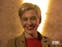 Christiane Paul auf der Medienboard-Weihnachts-Party 2015 in Berlin