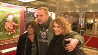 """Michael Schanze bei der Premiere von """"Eine Weihnachtsgeschichte"""" in Berlin"""