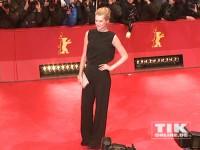 """Toni Garrn auf der Berlinale-Premiere von """"Monuments Men"""""""