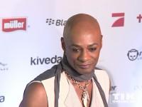Percival Duke beim Music Meets Media 2013