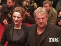 """Martina Gedeck und Markus Imboden bei der Berlinale-Premiere von """"Nymphomaniac"""""""