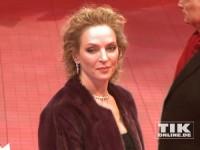 """Uma Thurman auf der Berlinale-Premiere von """"Nymphomaniac"""""""
