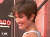 """Isabell Horn bei der Premiere von """"Chicago"""" im Theater des Westens in Berlin"""