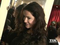 """Mariella Ahrens bei der """"Elisabeth""""-Musical-Premiere in Berlin"""