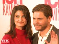 Daniel Brühl und seine Freundin Felicitas Rombold