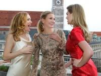 Leslie Mann, Cameron Diaz und Kate Upton in München