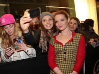 Karoline Herfurth und Fans