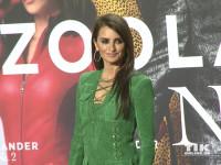 """Penelopé Cruz strahlt in grün auf der """"Zoolander 2""""-Premiere in Berlin"""