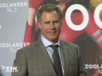 """Will Ferrell gut gelaunt auf der """"Zoolander 2""""-Premiere in Berlin"""