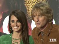 """Penelopé Cruz und Owen Wilson gut gelaunt auf der """"Zoolander 2""""-Premiere in Berlin"""