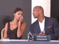 """Pressekonferenz zur """"Hercules""""-Premiere mit Dwayne Johnson"""