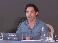 "Reece Ritchie auf der ""Hercules""-Pressekonferenz in Berlin"