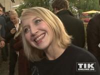 Anna Maria Mühe beim Produzentenfest 2014