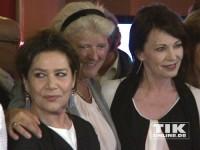 Hannelore Elsner und Iris Berben beim Produzentenfest 2014