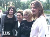 Jasmin Tabatabai, Hannelore Elsner, Anna Maria Mühe und Jessica Schwarz beim Produzentenfest 2014