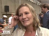 Suzanne von Borsody auf dem Produzentenfest 2014