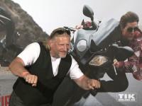 """Promis beim Screening von """"Mission Impossible 5"""" in Berlin"""