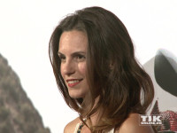 "Katrin Wrobel beim ""Mission: Impossible 5""-Screening in Berlin."