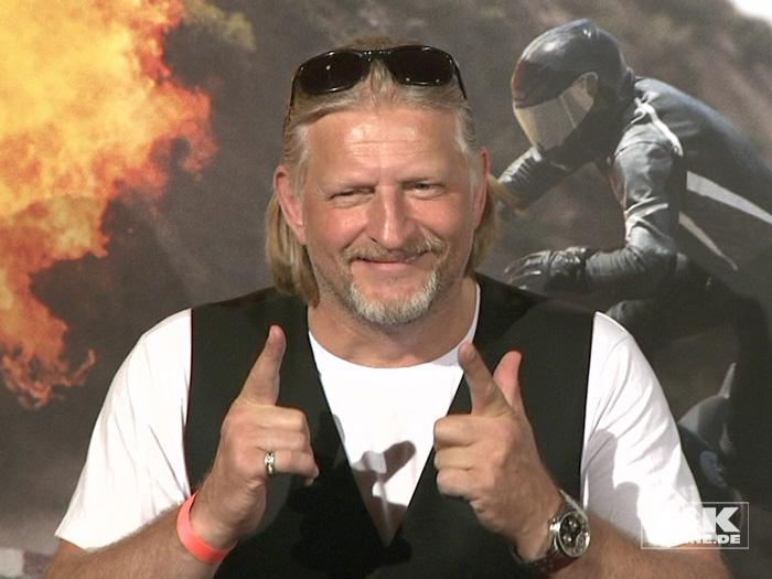 "Frank Kessler beim ""Mission: Impossible 5""-Screening in Berlin."