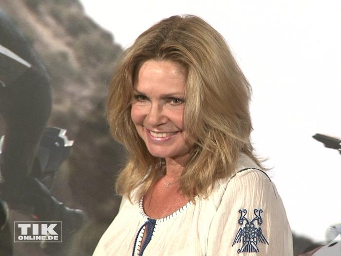 "Die amtierende RTL-Dschungel-Queen Maren Gilzer beim ""Mission: Impossible 5""-Screening in Berlin."