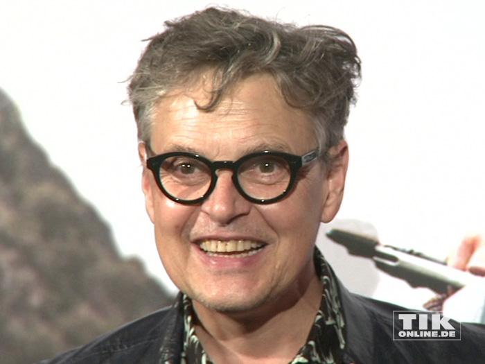 """Rolf """"Rolfe"""" Scheider beim """"Mission: Impossible 5""""-Screening in Berlin."""
