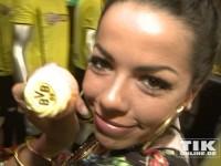 Fernanda Brandão outet sich als BVB-Fan