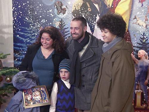 Bürger Lars Dietrich & Familie