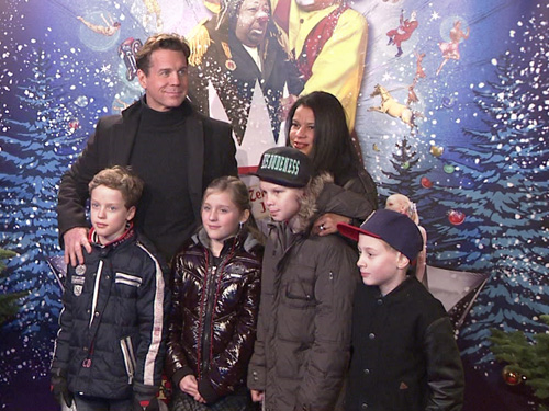 Thomas Heinze, Jackie Brown & Kinder