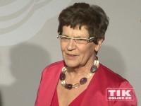 Rita Süssmuth beim Rosenball 2014