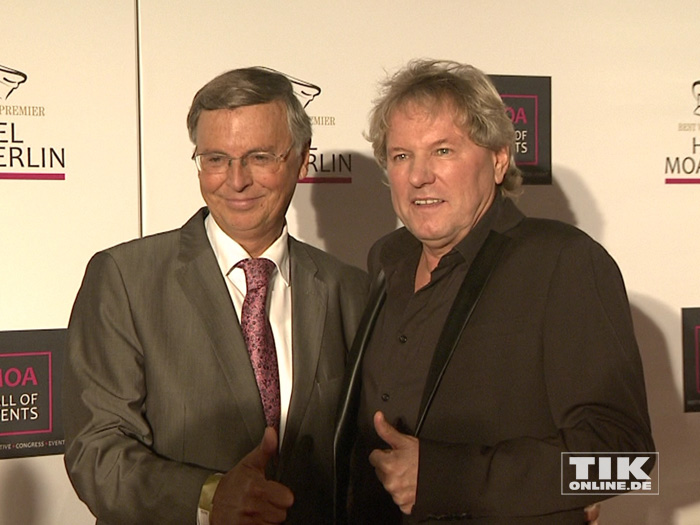 Bernhard Brink und Wolfgang Bosbach