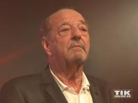 Musik-Produzent Ralph Siegel ist bei den Smago Awards in Berlin zu Tränen gerührt