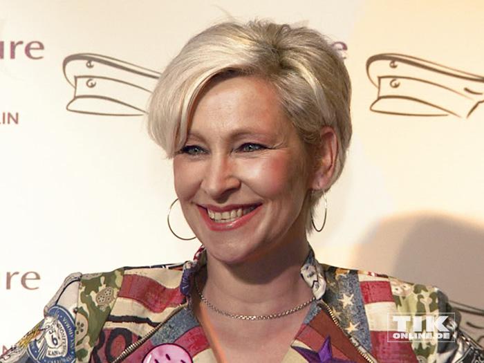 Claudia Jung bei den Smago Awards in Berlin