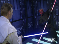 Star Wars bei Madame Tussauds in Berlin