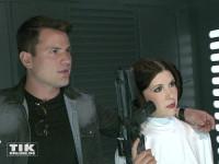 Star Wars bei Madame Tussauds in Berlin