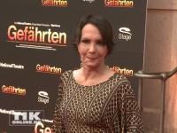 """Anouschka Renzi bei der """"Gefährten""""-Premiere in Berlin"""
