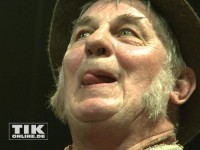 """Heinz Hoenig nach der """"Gefährten""""-Premiere"""