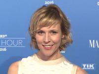 Franziska Weisz bei der ARD Blue Hour 2016