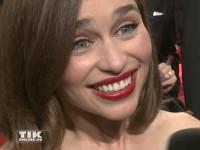 """Emilia Clarke bei der Premiere von """"Terminator Genisys"""" in Berlin"""